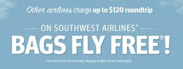 southwest baggage fees almost 1 billion in bag fees in 3 months and how to not pay