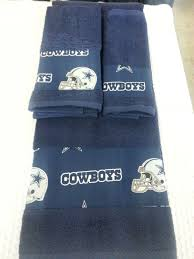 cool dallas cowboys bathroom accessories decorating ideas