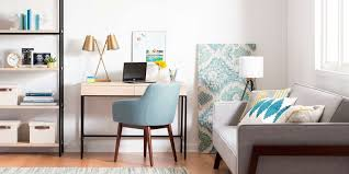 Decorating Desk Ideas Modern Light Fixture Above Small Computer Desk Furniture And