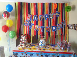 sesame decorations how to decorate birthday party with streamers ash999 info