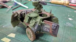 modern army vehicles what if irish army panhard vbl finished tiger models 1 35 album
