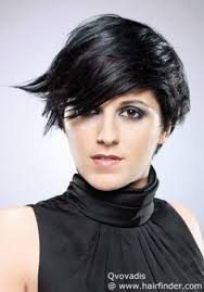 hair finder short bob hairstyles women s haircut with a buzzed or shaved nape area via hairfinder