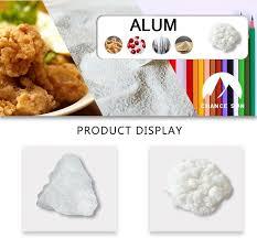 alum prices potassium aluminium sulfate potash alum prices in sulfate cas