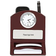 wooden personalised desk organiser at best prices in india