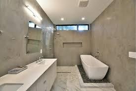 the stella bathtub by jacuzzi luxury bath displayed in atlanta