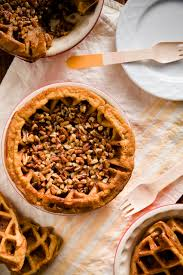 Keeping Pumpkin Pie Crust Getting Soggy by How To Make Waffle Pie Crust And Change Your Pies Forever