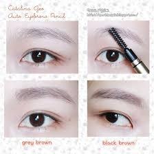 light grey eyebrow pencil grey brown brow pencil world novelties makeup 2017