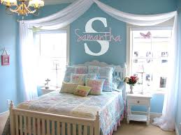 Little Girls Bedroom Ideas Little Room Decorating Ideas Personalized Name U0026 Initial