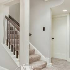basement stairs the strong stairs with no decorative element
