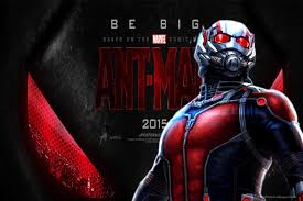 how excited should i be for the ant man movie no spoilers off