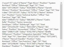 convert json to html table convert html table into json with jquery table2json free jquery