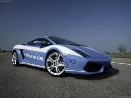 Lamborghini Gallardo Blue - lamborghini gallardo lp560 4 polizia 2009 pictures