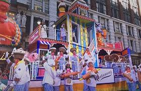 macy s thanksgiving day parade 2017 live images route