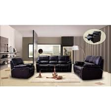 Black Fabric Reclining Sofa by Hilton Brown Reclining Sofa Set Free Shipping Today Overstock