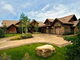 Mountain Home Decor Ideas Rustic Home Exteriors 17 Rustic Mountain House Exterior Design