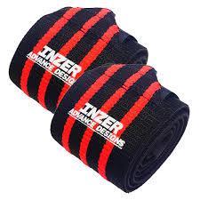 inzer iron wrist wraps z loaded lifting