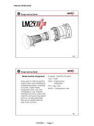 03 lm2500 course turbine gas compressor