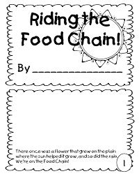 food web coloring pages first grade food chain teach pinterest