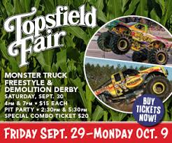 win 4 pack tickets topsfield fair magic 106 7
