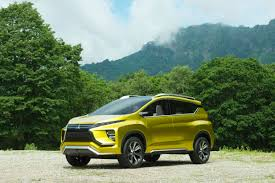 mitsubishi indonesia 2016 world premiere of mitsubishi u0027s small crossover mpv concept 4 4