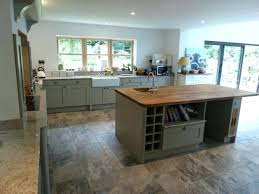 b q kitchen islands decoration kitchen island worktop shaker fitted in with