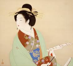 painting women of japan the japan times