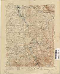 Montrose Colorado Map by