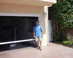 Garage Door Designs by Door Sliding Garage Door Screen Eudamonia Screens For Windows