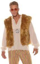 70s Halloween Costumes Men Faux Fur Halloween Costumes Men Ebay