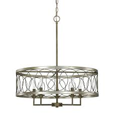 Drum Shade Pendant Light Lowes Drum Shade Pendant Light With Crystals Lighting Lake Kitchen