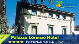 palazzo lorenzo hotel boutique florence hotels italy youtube