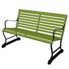 Lime Green Patio Furniture by Ivy Terrace Patio Chairs Patio Furniture The Home Depot