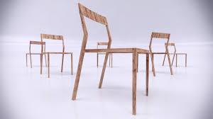 scandinavian design scandinavian design chair by alexcom 3docean