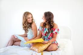 what is a los a rec letter and a rif sorority terms explained
