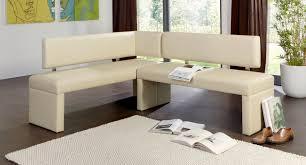 Esszimmer Couch Echtleder Esszimmer Eckbank 195 X 152 Cm Creme Samuele