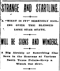 How Many Flags Flew Over Texas Ufo Flew Over Austin In 1897 Austin Found