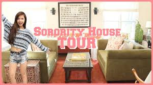 House Interior Pictures House Tour My Sorority House Misstiffanyma Youtube