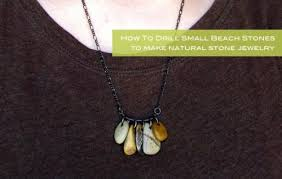 How To Make Inlay Jewelry - rock jewelry inspiration giveaway nunn design