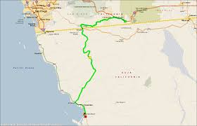 Ensenada Mexico Map by Bajaframeset