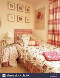 cath kidston cowboy duvet cover and pillow in teenager u0027s bedroom