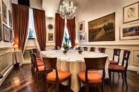 boeucc restaurant with a private dining room in milan for business