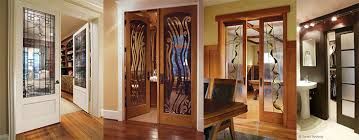 Decorative Glass Doors Interior Add Style To Your Interior Space With Decorative Glass Doors