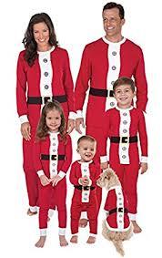 pajamagram santa suit matching family pajama set at