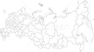 russia map outline russia map vector illustration iryna volina volina