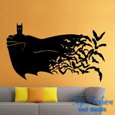 batman home decor batman wall decal roselawnlutheran