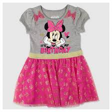 birthday dress toddler minnie mouse its my birthday dress pink target