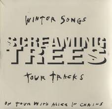 screaming trees winter songs tour tracks us promo cd album cdlp