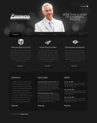 lawyer website template 25096 by wt website templates