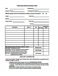 Free Purchase Order Form Template Excel Bill Of Lading Form Template Free Create Fill Print