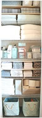 organizing bathroom ideas closet bathroom closet shelves best bathroom closet organization